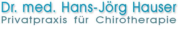 Dr. med. Hans-Jörg Hauser Rosenheim